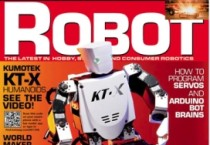 Team 254 in Robot Magazine