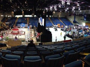 A View of the Arena, Courtesy of reddit.com/r/frc