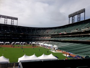 A view of the Bay Area Science Festival