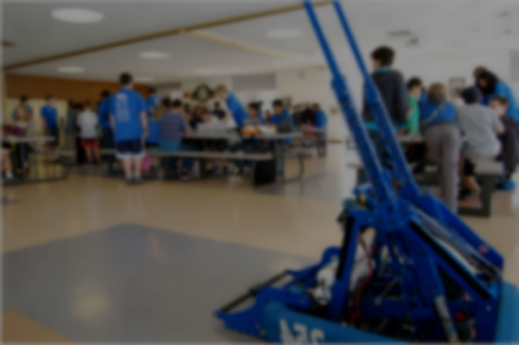 08451401b The team was founded by NASA Ames Research Center in the fall of 1998 at  Broadway High School and moved to Bellarmine in the fall of 2000. FIRST  Robotics
