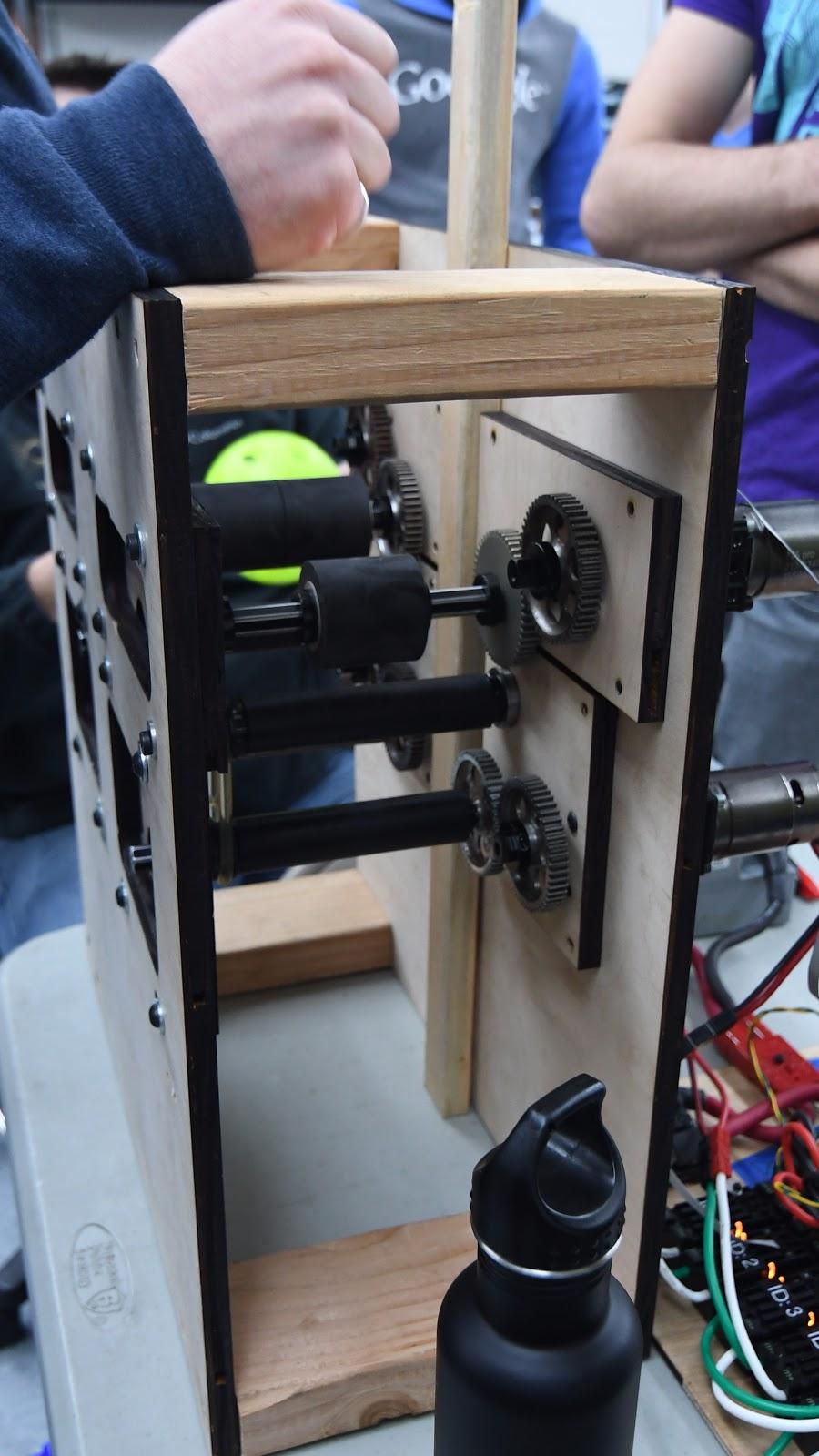 FRC Build Blog | Team 254 | Page 2