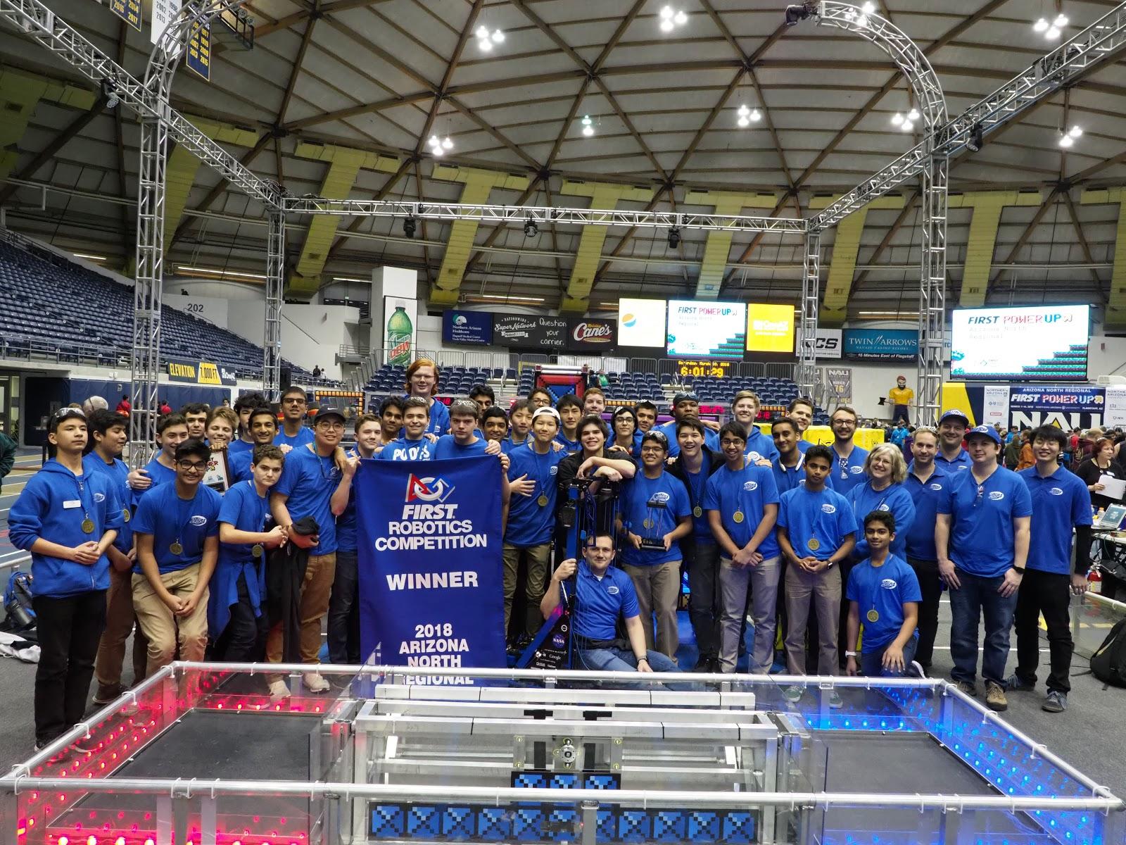 FIRST Robotics | Team 254