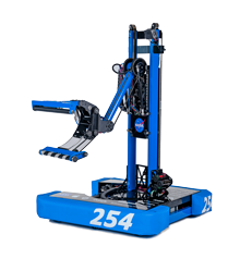 Backlash, Team 254's 2019 FRC Robot