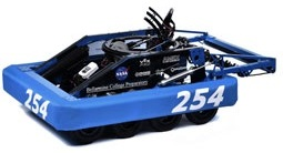 Dropshot, Team 254's 2016 FRC Robot